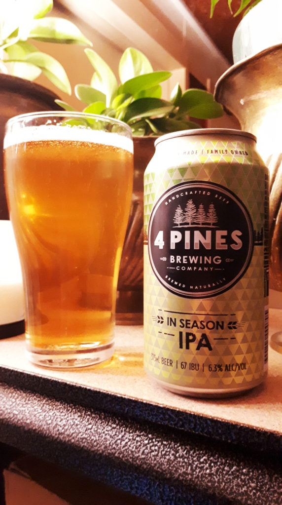 4 Pines In Season IPA 02