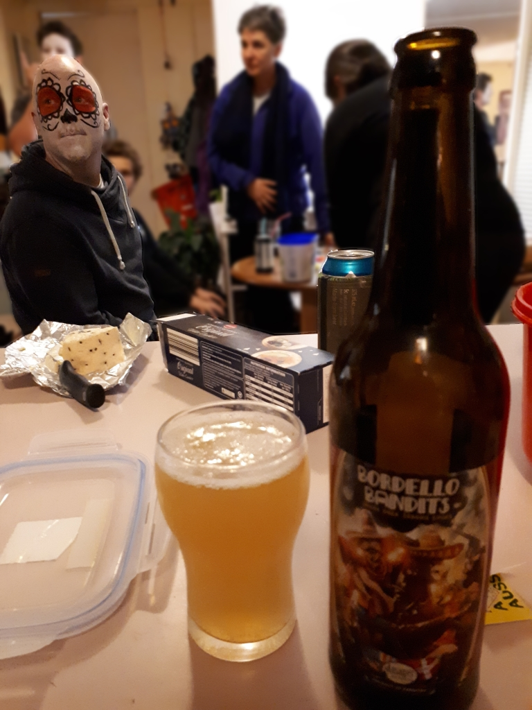 Amager Bryghus Bordello Bandit India Pale Strong Lager 03
