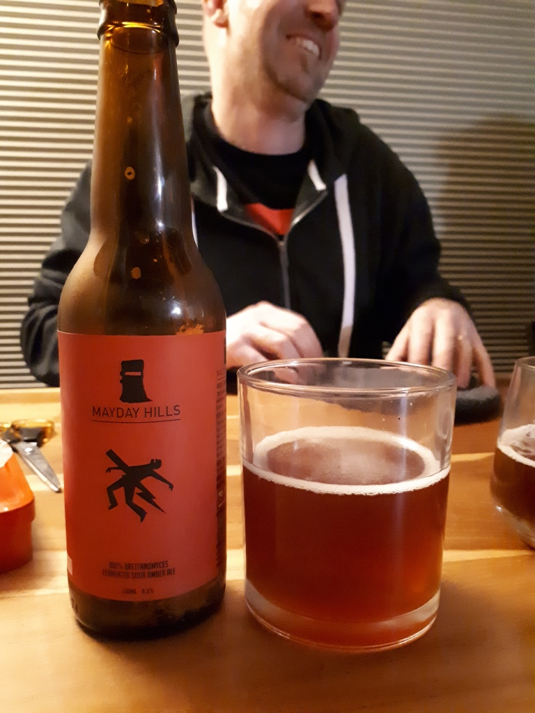 Mayday Hills Sour Amber Ale 01