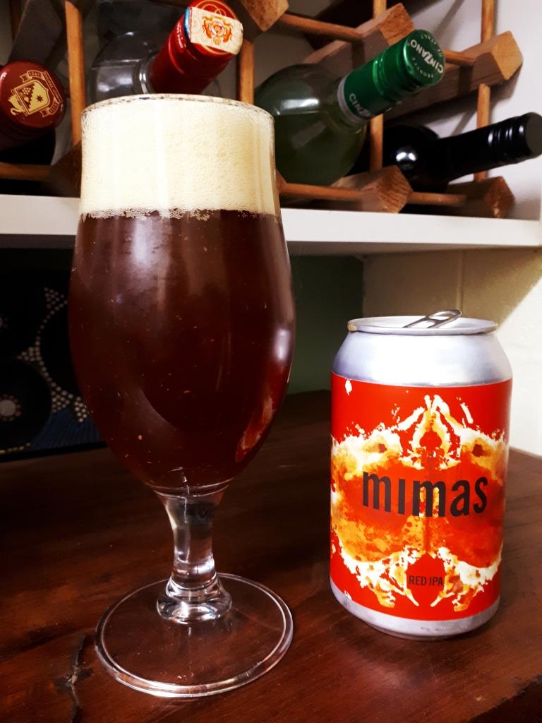Mornington Peninsula Mimas Red IPA 01