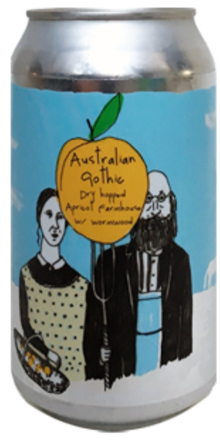 Sailor_s Grave Brewing Australian Gothic Dry Hopped Apricot Farmhouse w Wormwood 03