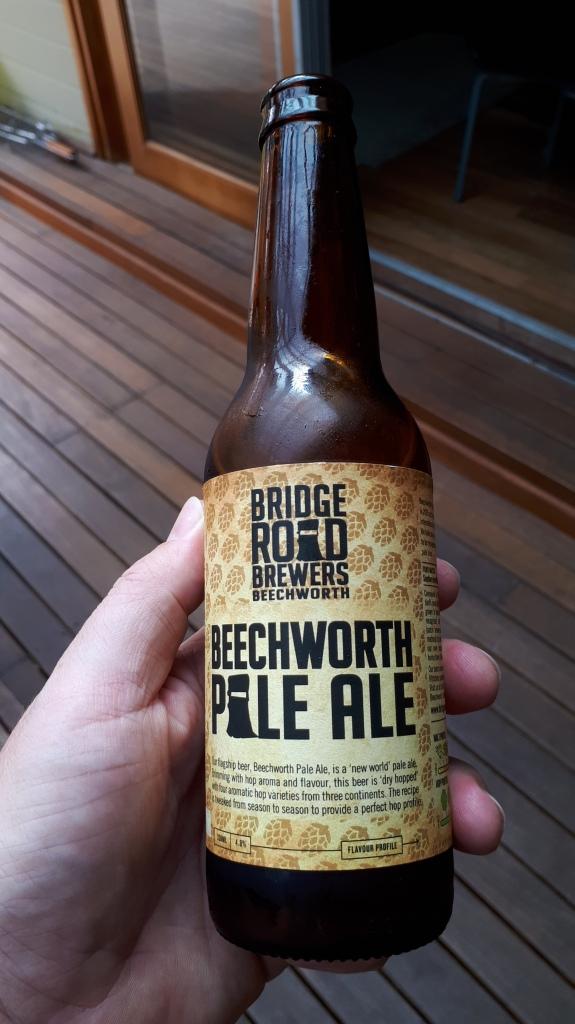 Bridge Road Brewers Beechworth Pale Ale 02