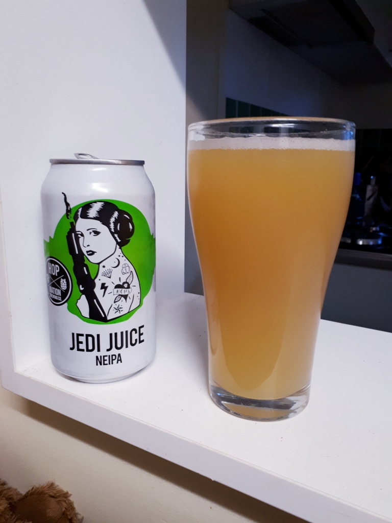 Hop Nation Jedi Juice NEIPA 03