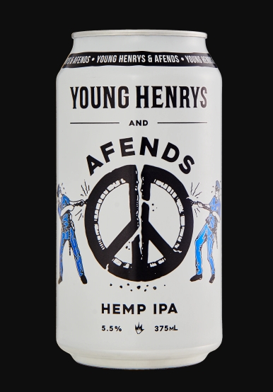 Young Henry's Afends Hemp IPA 03